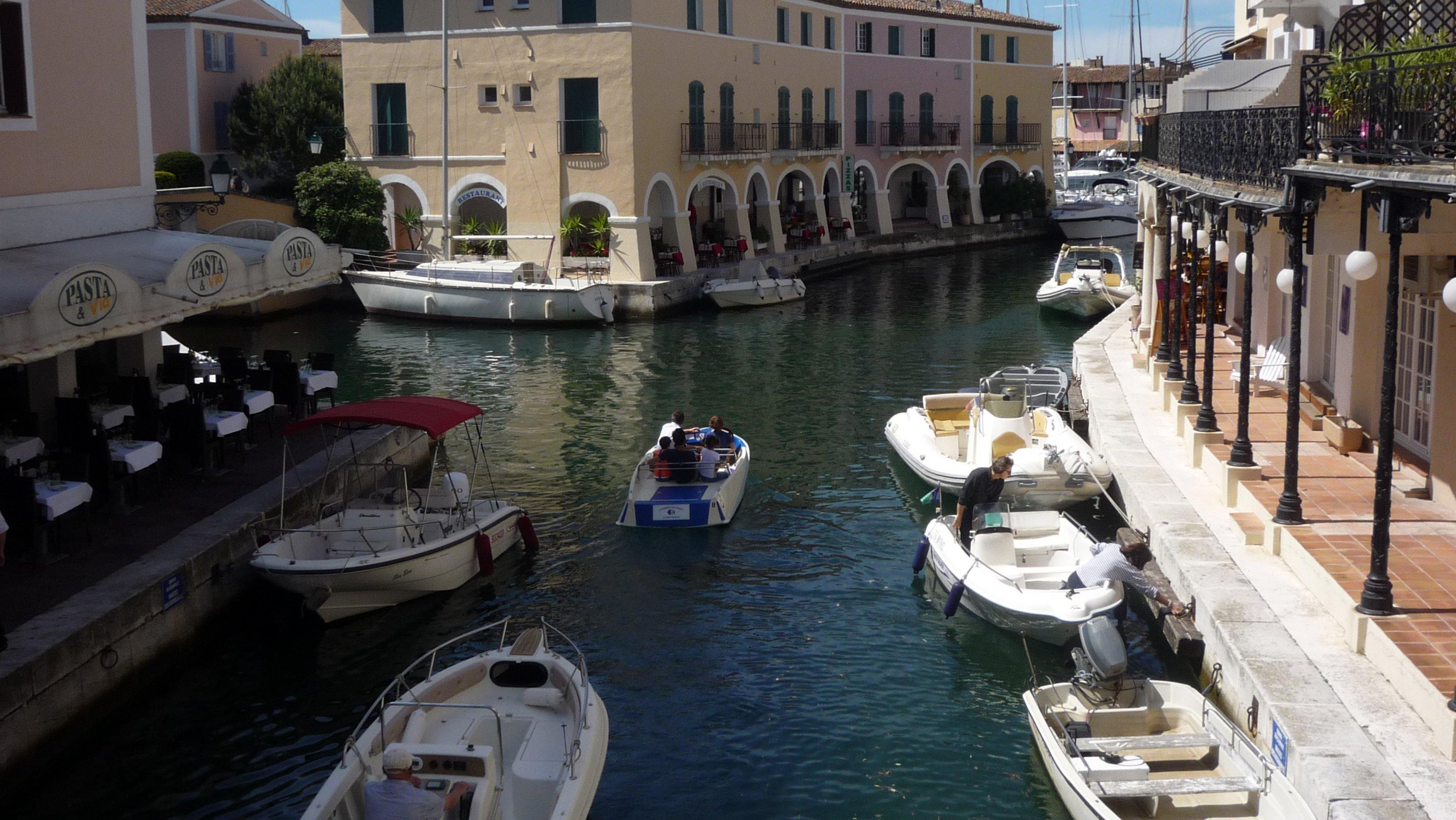 Photos azur qu bec - Visiter port grimaud ...